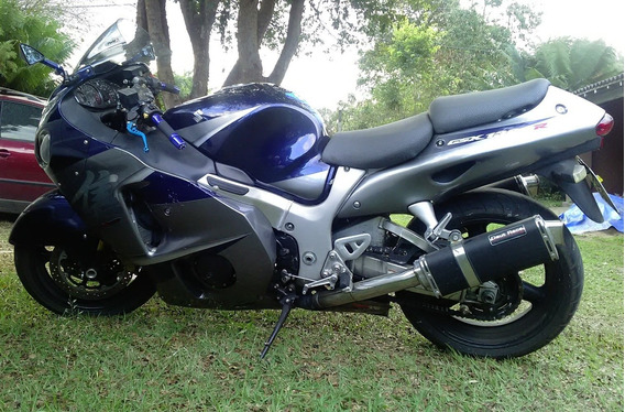 Suzuki Gsx-r 1300 Hayabusa Leia