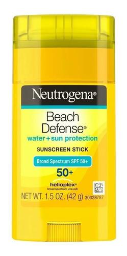 Neutrogena Protetor Solar Beach Defense Fps50 Bastão