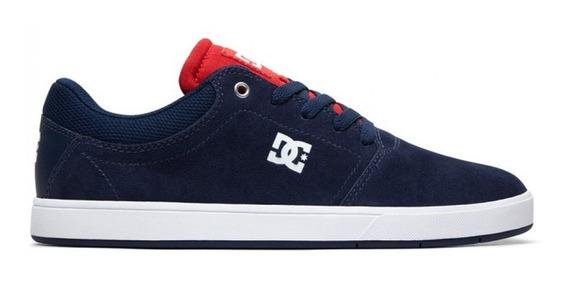 Zapatillas Dc Shoes Crisis Azul/rojo 1192112062