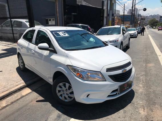Chevrolet Onix Ls 1.0 Flex 2016 Completo Com My Link!!!!
