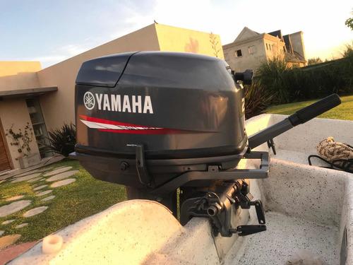 Motor Yamaha 25 Hp 2t 2016