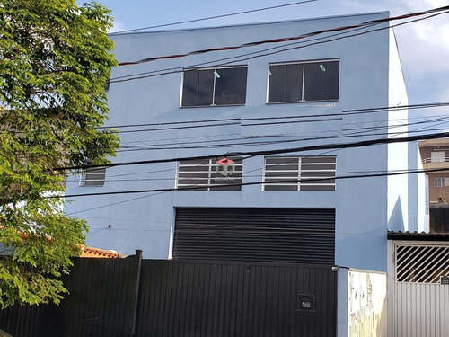 Imagem 1 de 7 de Prédio À Venda, 3 Vagas, Guiomar - Santo André/sp - 90002