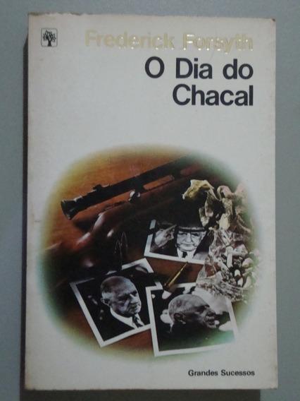 Livro O Dia Do Chacal - Frederick Forsyth