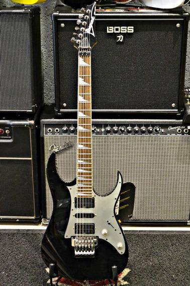 Guitarra Ibanez Rg350 Ex Black Ótimo Estado + Nf