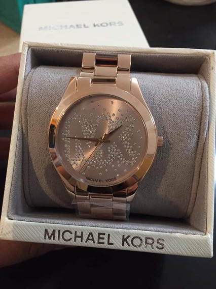 Reloj Rose Gold Michael Kors