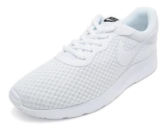 Tenis Nike Tanjun Blancos Para Mujer