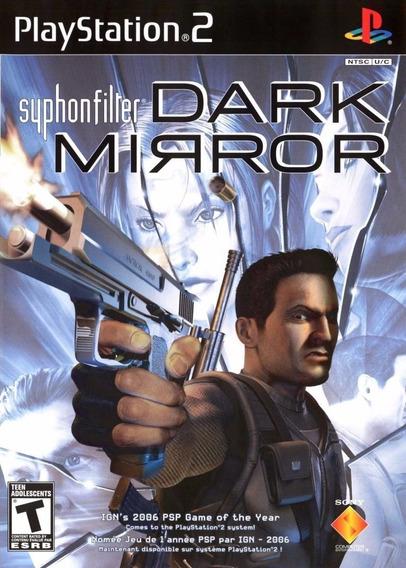 Syphon Filter Dark Mirror Ps2 ( Original / Lacrado )