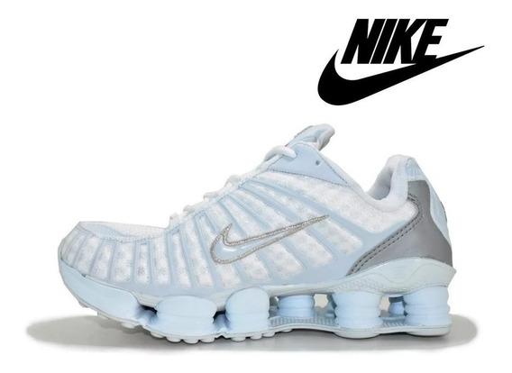 Tenis Masculino Nike Shox 12 Molas Lançamento Promoção 12x S/juros
