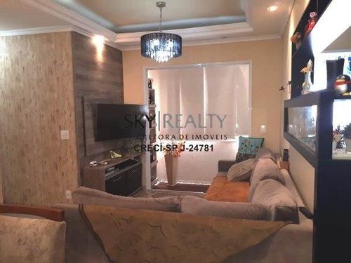 Apartamentos - Interlagos - Ref: 9845 - V-9845