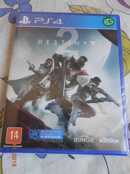 Destiny 2 ( Game Original Ps4 ) - Edição Day One & Lacrado