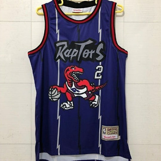 Leonard #2 Toronto Raptors Sublimada - A Pedido