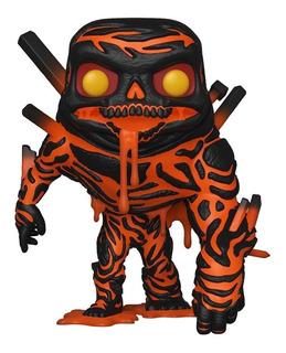 Funko Pop! Figura Marvel Spiderman Molten Man 39209