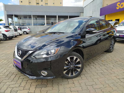 Nissan Sentra 2.0 Sl Cvt (pint. S)