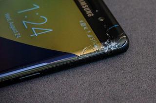 Compro Galaxy Note 9 Com Display Quebrado Trincado Compro
