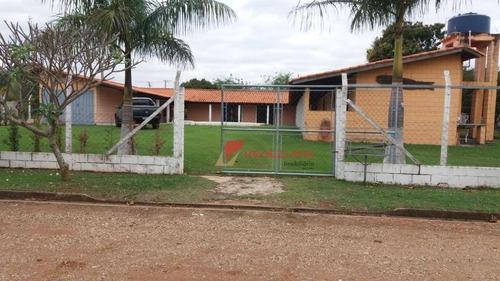 Chácara Residencial À Venda, Zona Rural, Piracicaba. - Ch0069