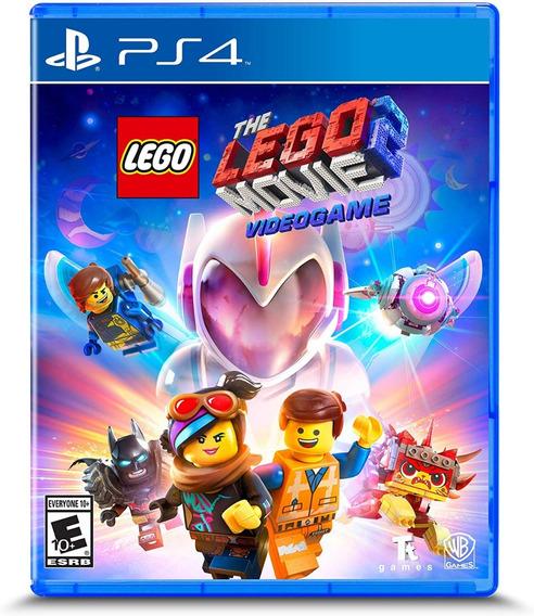The Lego Movie 2 Videogame - Ps4 - Midia Fisica!