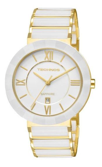 Relógio Technos Feminino Elegance Ceramic 2015bv/4b