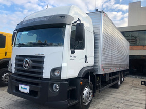 Vw 24-280 Consteletion Teto Alto 2019 Bau / Financia 100%