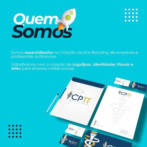 Imagem 1 de 4 de Design Gráfico E Branding