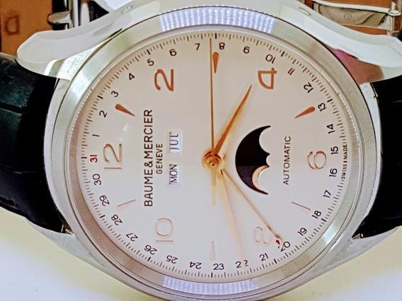 Baumercier Clifton ´tricalendário E Fases Da Lua