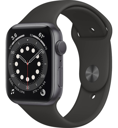 Apple Watch Series 6 44mm Gps Aluminum Sport Band | En Stock