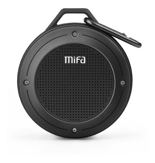 Parlante Bluetooth Portátil Stereo Resistente Mifa F10 Gato
