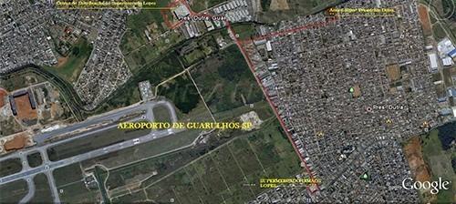 Terreno Em Cumbica - Guarulhos, Sp - 291132