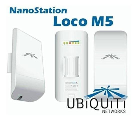 Ubiquiti Nanostation Loco M5 5 Ghz 13dbi