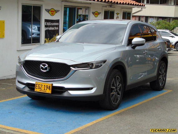 Mazda Cx5 Grand Touring Lx At 2.5