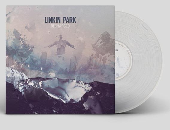 Linkin Park Lps (remixes) (envio Gratis) Nuevo Abierto.