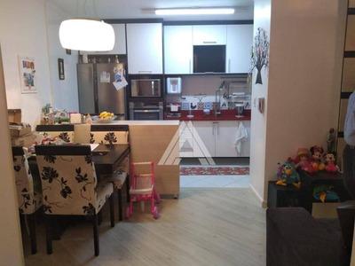 Apartamento Com 2 Dormitórios À Venda, 60 M² - Jardim - Santo André/sp - Ap39935