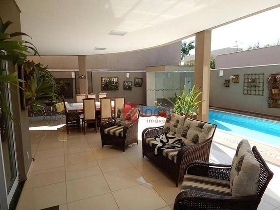 Casa Residencial À Venda, Parque Residencial Damha Iv, São José Do Rio Preto. - Ca0758