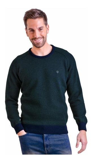 Sweater Cuello Redondo Caballero- Mauro Sergio- Art 496