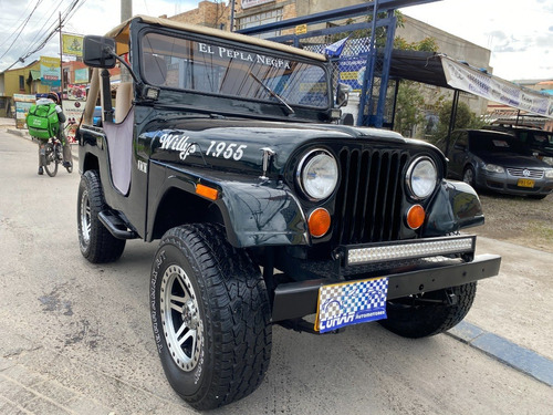 Jeep Willis 1955