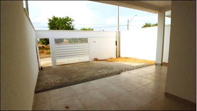 Casa Em Plano Diretor Sul, Palmas/to De 119m² 3 Quartos À Venda Por R$ 320.000,00 - Ca107950