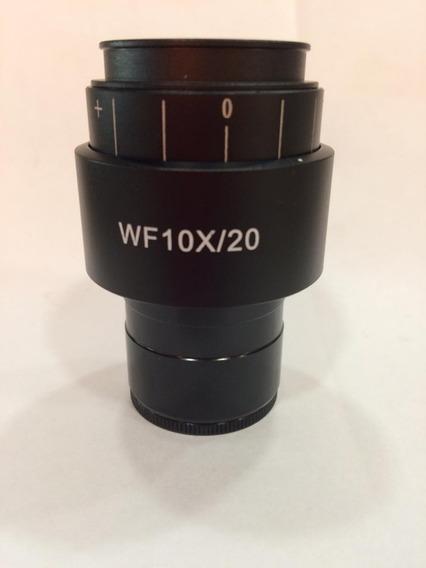 Ocular Wf 10x/20 Br. Focalizável (ref.415500-1501-000) Zeiss