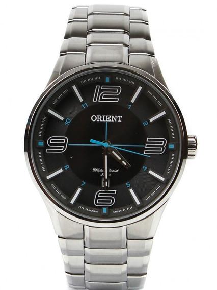 Relógio Orient Prateado Masculino