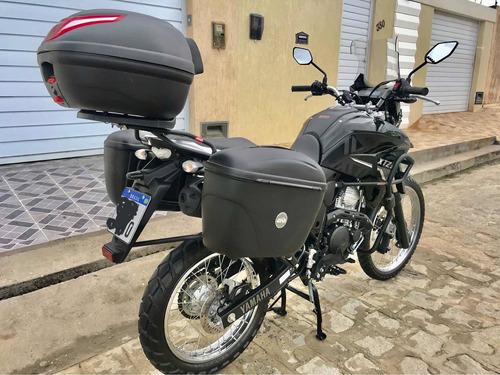 Yamaha Lander Abs