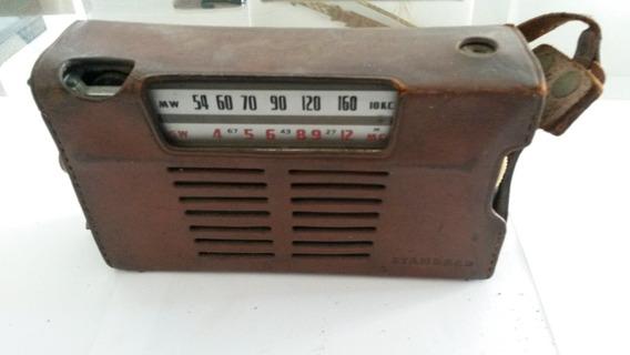 Rádio Am Antigo Standard Model Sr-g104 Japan