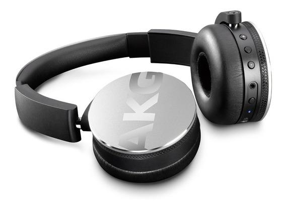 Audífonos Akg Y50bt, Diadema Bluetooth Silver