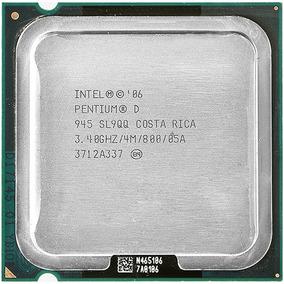Processador Pentium D 945 3.4ghz