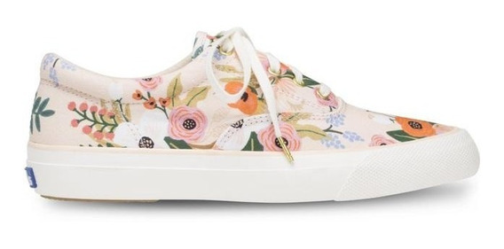 Tenis Keds Casuales Mujer Sport Wf58355