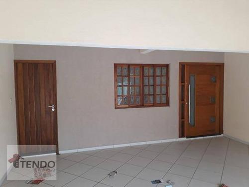 Imagem 1 de 30 de Sobrado 220 M² - Venda - 3 Dormitórios - 3 Suítes - Jardim Alvorada - Salto/sp - So0394