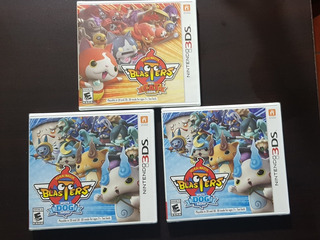Yo-kai Watch Blasters Dog O Cat Nuevos