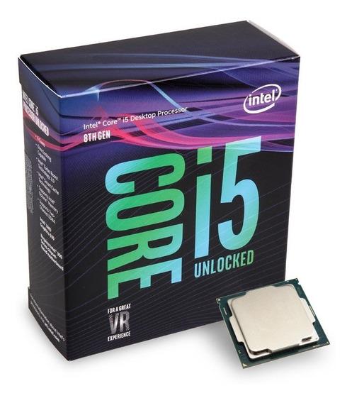Cpu Gamer 9ª Geração I5 9600k H370 16gb Ddr4 Ssd 480 Rx570