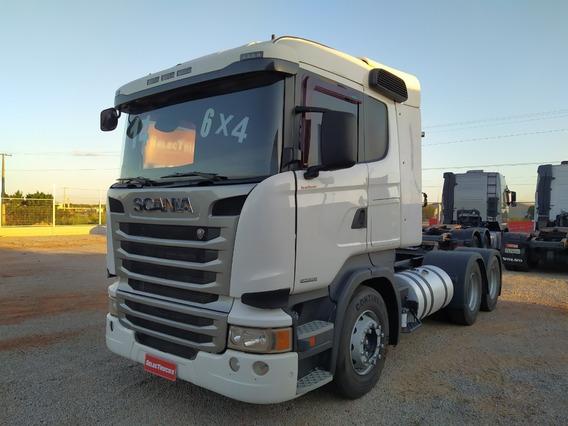 Scania R 440 6x4 2014 Automática = Fh 540 = Actros = Axor