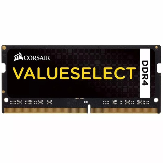 Memoria Ram Corsair Sodimm Ddr4 8gb 2133mhz Notebook