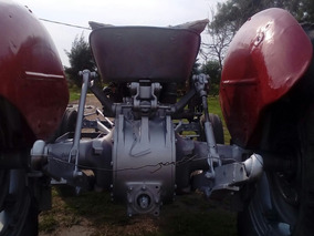Massey Ferguson 35 X 4 Cilindros 1973