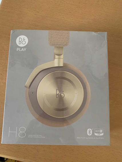 Fone Bang & Olufsen H8 O Melhor Do Mundo N Beats