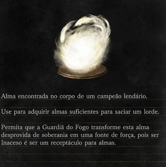 70.000.000almas +699braseiros +anéis Dark Souls3 Xbox One